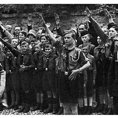 Allemagne Évènements historiques 1933-1940 timeline