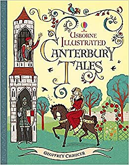Chaucer begins an ambitious scheme for 100 Canterbury Tales, of which he completes only 24 by the time of his death