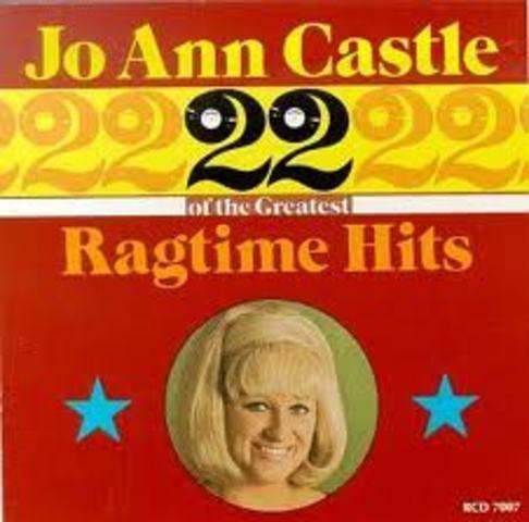 Ragtime hits peak popularity