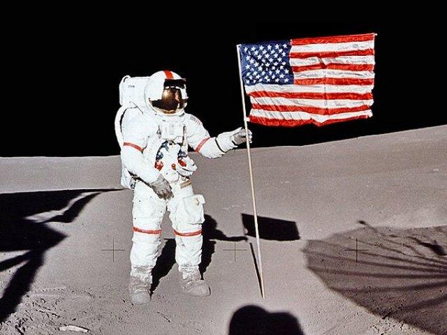 Alan Shepard- United States