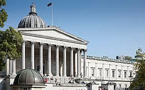 University College London began teaching in 1828 and included on its staff Britain's first 'Professor of English Language and Literature