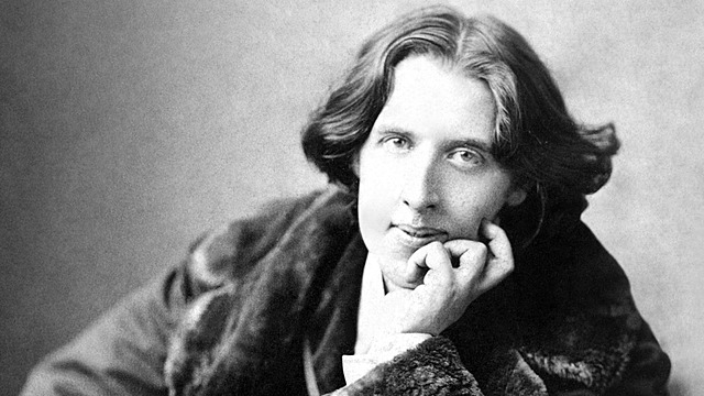Oscar Wilde / W.B. Yeats and Douglas Hyde / W.B. Yeats / Bernard Shaw / George and Weedon Grossmith