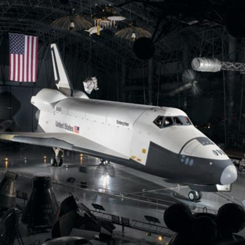 First Re-Usable Space Shuttle is launched