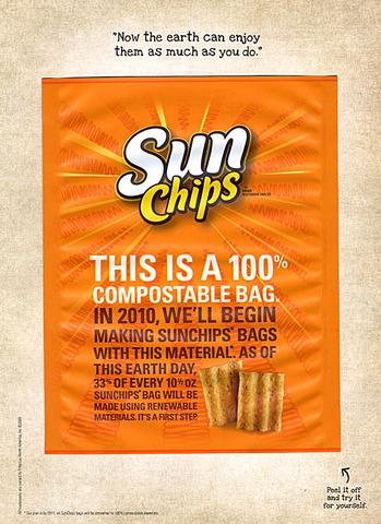 Week 3 - Sun Chips Bag