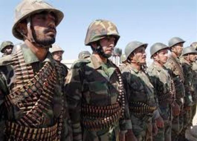 Afganistan invasion