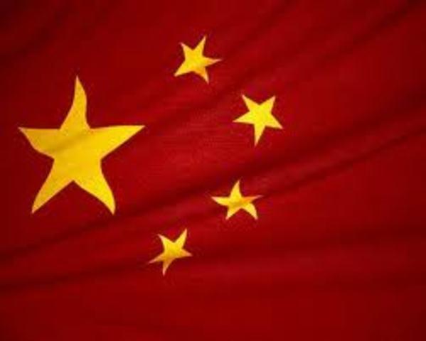 China's secound five year plan
