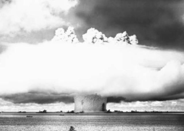 Use of Atomic Bomb