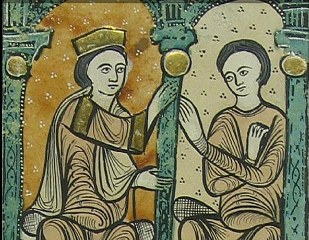Matrimoni de Ramon Berenguer III amb dolça Provença.