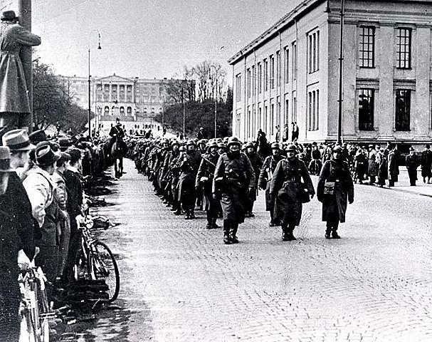 Innvasjon av Norge (andre verdenskrig)