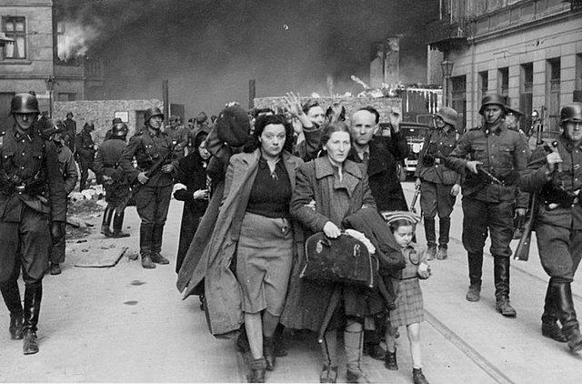 Les massacres de jueus