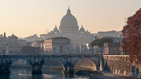 Trasferimento a Roma