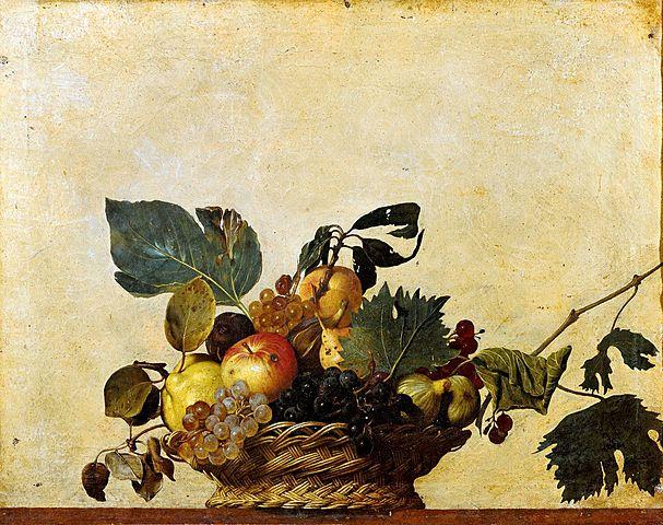 opera: Canestra di frutta