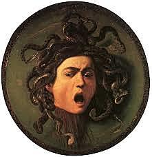 opera: Testa di Medusa