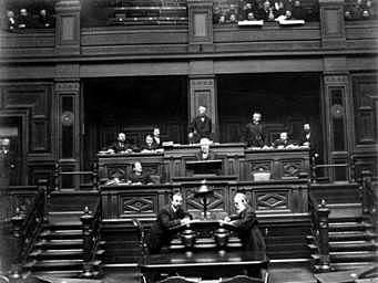 Lleis fundamentals: Llei constitutiva de les Corts