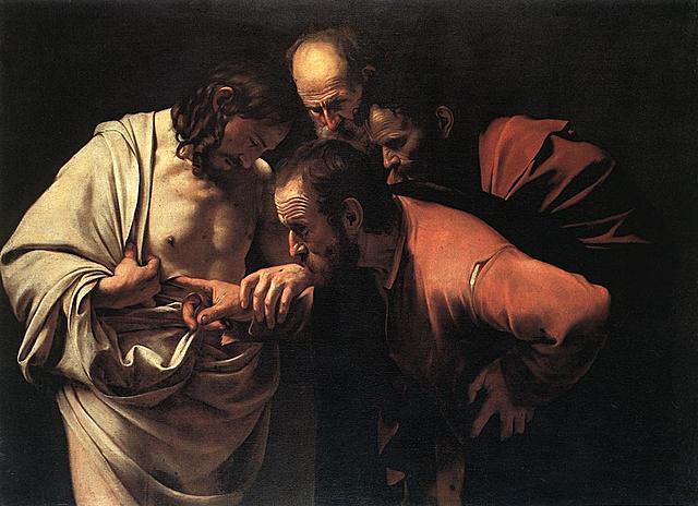 opera: Incredulità di San Tommaso
