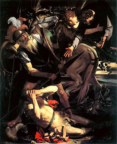 opera: Conversione di san Paolo (Odescalchi)