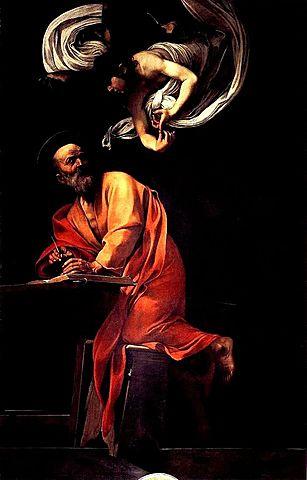 opera: San Matteo e l'angelo
