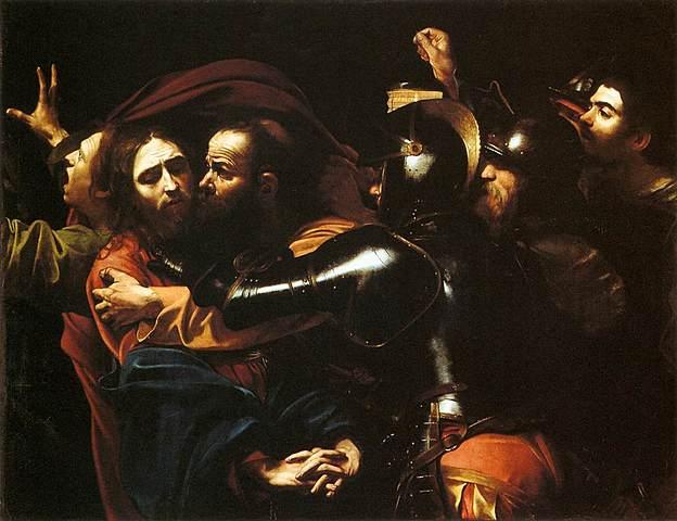 opera: Cattura di Cristo