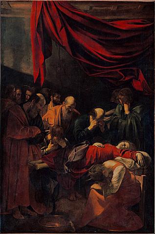 opera: La morte della Vergine