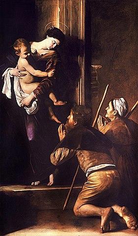 opera: Madonna dei pellegrini
