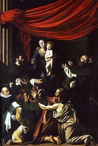 opera: Madonna del Rosario