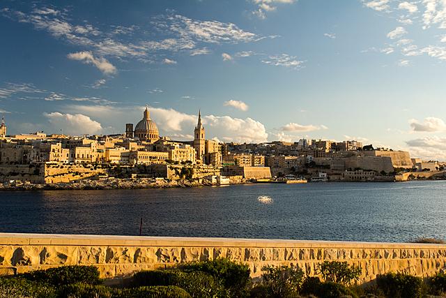 Partenza per Malta