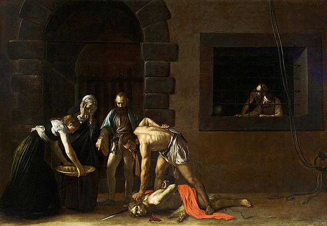 opera: Decollazione di San Giovanni Battista