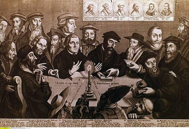 Reforma religiosa i escolar