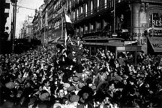 Proclamació de la Segona República - Part 3