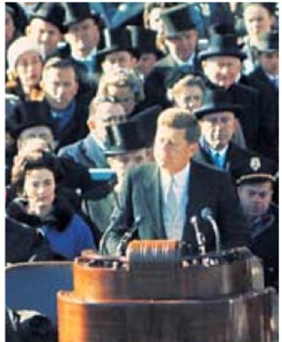 JFK wins elections