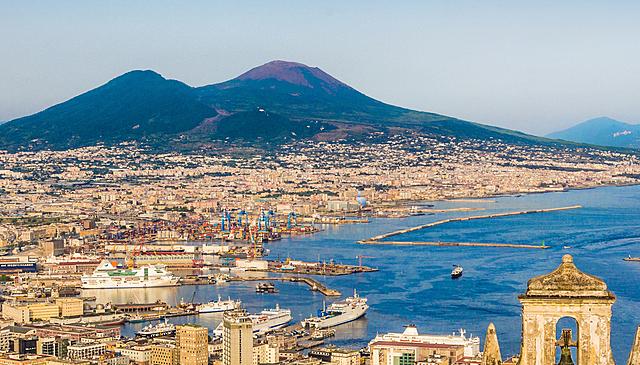 Napoli (seconda volta)