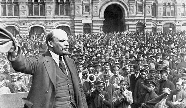 Revolución bolchevique de Rusia