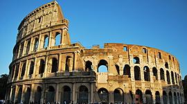 La storia di Roma timeline
