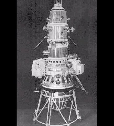 First orbit around the moon