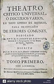 Los años de publicación de Teatro crítico universal.