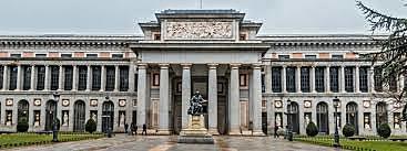 LA CONTRUCCIÓN DEL MUSEO DEL PRADO  - MADRID