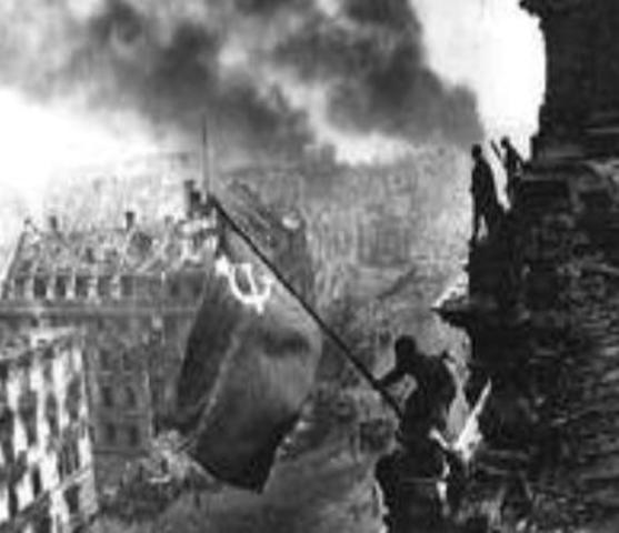 The Soviet Union Brakes Up