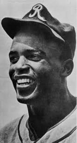 Sports: Jackie Robinson