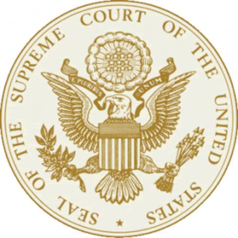 U.S. Supreme Court bans segregation
