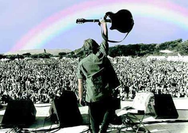 Woodstock Music Festival (15-17th)