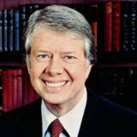 Carter Becomes President
