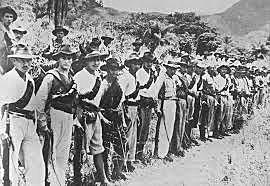 Aparición de las FARC y el ELN