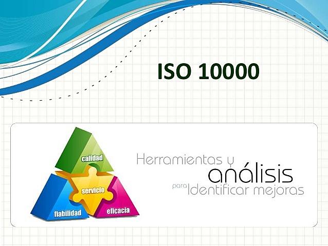 1193 INCLUSIÓN DE LAS NORMAS IOS 10000