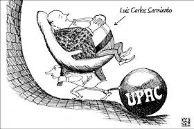 Aparición de la UPAC