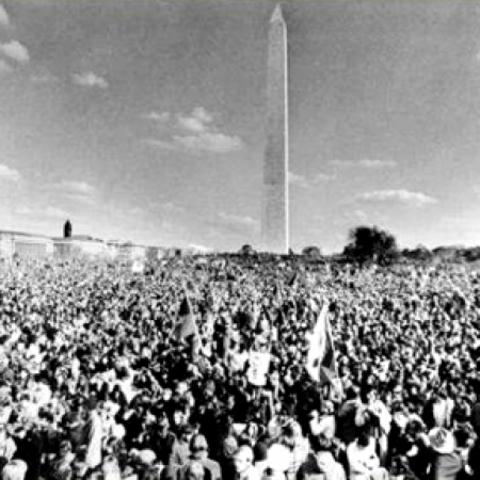 D.C. Anti-Vietnam War March