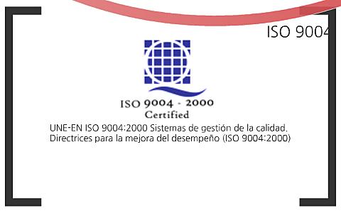 2000 ACTUALIZACIÓN NORMA ISO 9004:2000