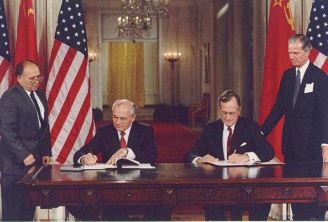 Gorbachev awarded the Nobel Peace Prize