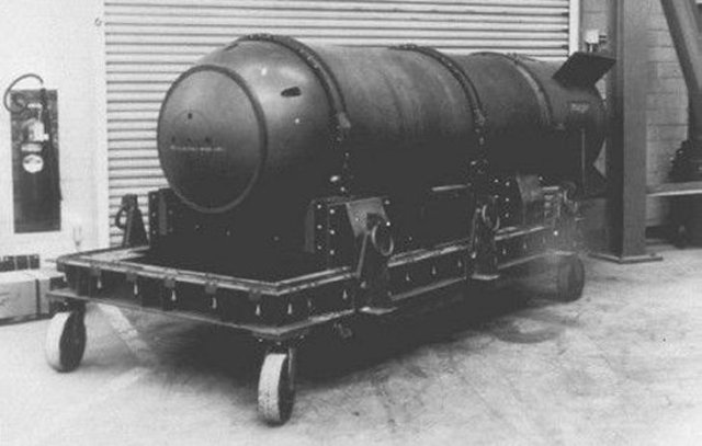 The World's Largest Bomb