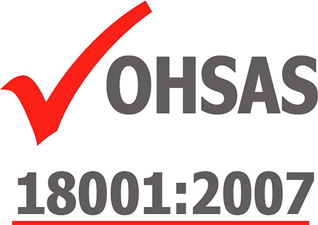 2007 OHSAS 18001:2007