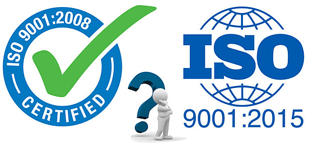 2015 ÚLTIMA ACTUALIZACIÓN ISO 9001:2015